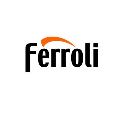 ferroli logo giles inzinerija atsargines detales
