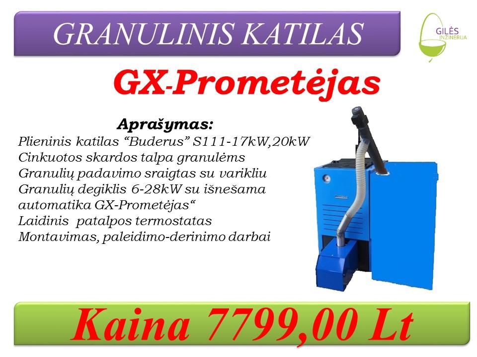 Akcijos sablonas - gx-prometejas 17-20kw