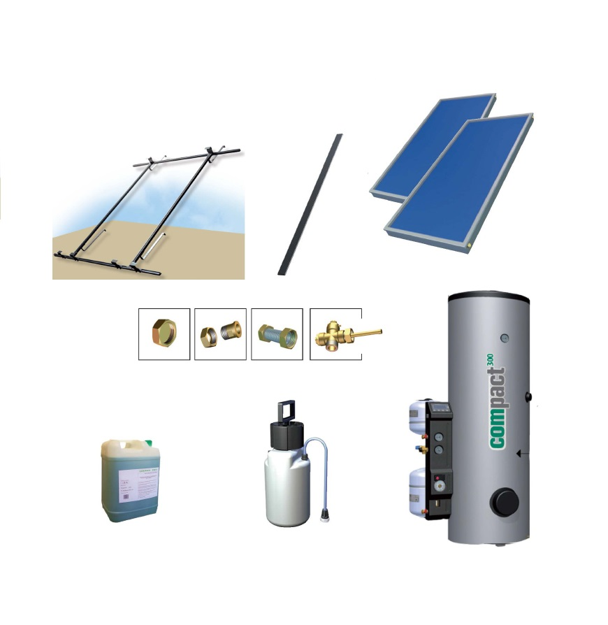 9 solar kit
