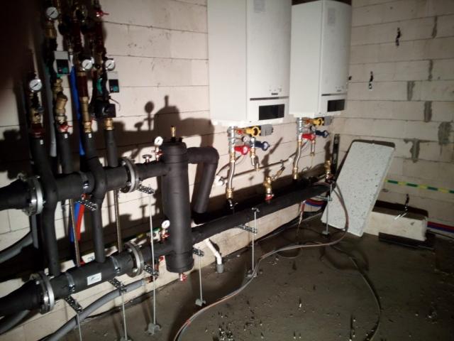100 kW dujiniai katilai